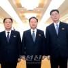 〈리오 데 쟈네이로올림픽〉최룡해부위원장을 단장으로 하는 조선고위급대표단이 평양 출발