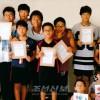 10명의 동포어린이 망라하여 하기학교운영/총련 시마네현본부