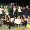 〈총동원, 총공격으로-《100일집중전》〉청년들이 즐겨 모이는 마당을 제공/조청히로시마, 4일간에 11개 행사 조직