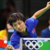〈리오 데 쟈네이로올림픽〉탁구녀자 단식에서 김송이선수가 동메달