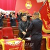 김정은원수님 참석밑에 김일성사회주의청년동맹 제9차대회 진행