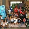 다채로운 기획으로 호평/조청효고 가잉지부주최 어린이교실