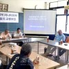 〈총동원, 총공격으로-《100일집중전》〉총련아이찌 도슌, 미나미지부 경험교류모임