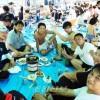 《모두 함께!》 즐거운 바다모임/교또부청상회가 주최, 150명으로 성황