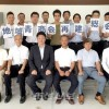 〈총동원, 총공격으로-《100일집중전》〉6년만에 재건, 4명의 새 역원 선출/시즈오까 도부청상회 총회