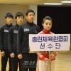 인민체육대회 권투종목에 재일동포선수들이 출전