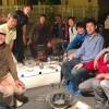 〈총동원, 총공격으로-《100일집중전》〉동포들이 더 즐기는 일을/총련효고 히메지지부 식사모임