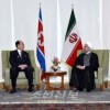 김영남위원장이 여러 나라 국가수반들과 면담