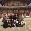 각지 동포들의 뜻깊은 조국방문의 나날