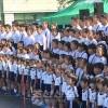 《애족애국학교》의 영예 빛내가리/이꾸노초급창립 25돐기념행사