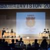 미래를 전망하여 새로운 실천을/학교와 청상회가 주최《이바라기민족교육VISION2016》