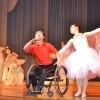 장애자보호사업에서 많은 성과