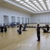 〈설맞이모임2017〉무용조와 성악조의 첫 합동훈련