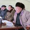 김정은원수님, 《마식령스키경기-2016》을 관람