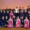 〈설맞이모임2017〉조국의 학생들이 준비한 공연을 관람