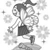 〈제39차 《꽃송이》 1등작품〉초급부 3학년 작문 《나비처럼》