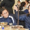 〈설맞이모임2017〉옥류관을 찾은 학생들