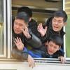 〈설맞이모임2017〉서일본지방학생들이 평양을 출발