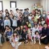 3단체가 공동주최로/도꾜 죠난지역에서 어린이들의 송년모임
