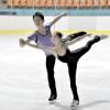 빙상휘거쌍경기, 국제무대에서 활약하는 두 선수