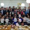 분회활동에서 앞장서나갈 결심/총련나가노 쥬신지부 서남분회 새해모임