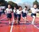 광명성절기념 장거리달리기대회/이바라기초중고, 후꾸시마초중 합동으로