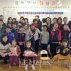 어린이들이 4월부터 우리 학교에/이바라기유아교실 《해바라기》 졸업식