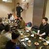 학교지원사업에 적극 나설 결의/총련나가노 쥬신지부 오오마찌분회 새해모임