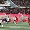 조선 4.25팀이 몽골 에르침팀을 6:0으로 이겼다