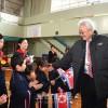【인터뷰】《재일동포선수육성에 큰 힘을》/국제올림픽위원회 장웅위원