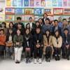 동아시아의 평화를 위해 뭘 할수 있을가/《어린이마당그림전》대학생교류