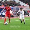 AFC 녀자아시아컵경기대회 예선 2조 두번째 경기/조선팀 5-0으로 승리