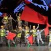 만리마시대의 숨결이 맥박치는 무대/제5차 4월의 봄 인민예술축전