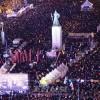 〈남조선대통령선거〉초불집회의현장,구조개선안부상