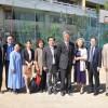 《사랑하는 〈뿌리〉야, 당당하게 살아라》/남조선인사들이 오사까의 조선학교를 방문