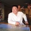 김정은원수님, 정밀조종유도체계를 도입한 탄도로케트시험발사를 지도