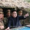 김정은원수님, 서남전선수역 최남단에 위치한 장재도방어대와 무도영웅방어대를 시찰
