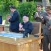 김정은원수님, 지상대지상중장거리전략탄도탄시험발사를 참관