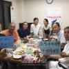 《아버지의 날》에 즈음하여 선물전달/조청히로시마  히로시마시기다지부