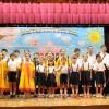 민족단결의 중심에도 우리 학교가/《몽당연필 소풍공연》, 감동속에 성공