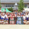 동포들의 사랑 뜨겁게 간직/나가노초중 대운동회