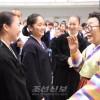 일본군성노예제피해자 리용수씨 히로시마초중고를 방문