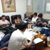 분회활동의 의의를 재인식/각지에서 《우리 분회》를 활용한 학습회