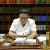 김정은원수님, 대륙간탄도로케트 《화성-14》형 2차 시험발사를 단행할데 대한 명령 하달