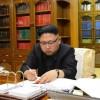 김정은원수님, 대륙간탄도로케트 《화성-14》형시험발사를 단행할데 대한 명령 하달