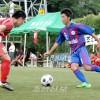 〈학생중앙체육대회2017・고급부 축구〉8교가 열전, 오사까조고가 2련패
