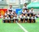 니시도꾜제1초중 인공잔디화/동포, 학생들의 기쁨의 목소리