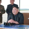 김정은원수님, 중장거리전략탄도로케트 《화성-12》형 발사훈련을 또다시 지도