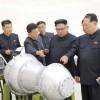 김정은원수님, 핵무기병기화사업을 지도