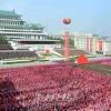 국가핵무력강화의 완결단계와 성대히 진행된 조선로동당 총비서 추대 20돐 경축행사